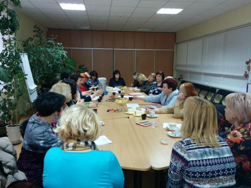 Mažeikių moterų klubo ataskaitinis – rinkiminis susirinkimas