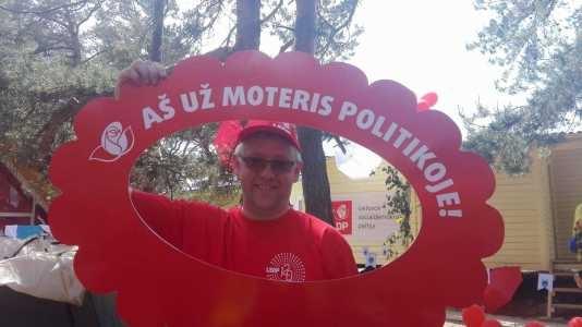 Lietuvos socialdemokratų sąskrydis