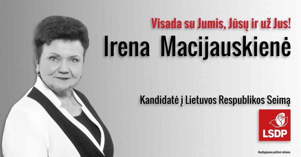 Irena Macijauskienė